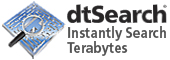 dtSearch® Instantly Search Terabytes of Text